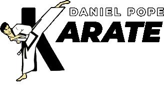Daniel Pope Karate logo